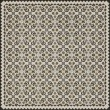 Product Image of Black, Beige, Yellow (A Field of Cotton) Outdoor / Indoor Area Rug