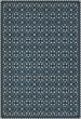 Product Image of Outdoor / Indoor Blue, Beige (Spring Rain) Area Rug