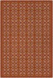 Product Image of Outdoor / Indoor Red, Orange, Beige (The Lay of the Last Minstrel) Area Rug