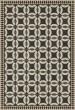 Product Image of Black, Beige (Imogen) Outdoor / Indoor Area Rug