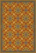 Product Image of Outdoor / Indoor Yellow, Red, Blue (Hope Springs Eternal) Area Rug