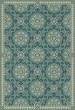 Product Image of Outdoor / Indoor Blue, Beige (Life is a Journey) Area Rug