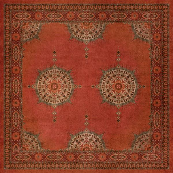 Red (Amesha) Outdoor / Indoor Area Rug