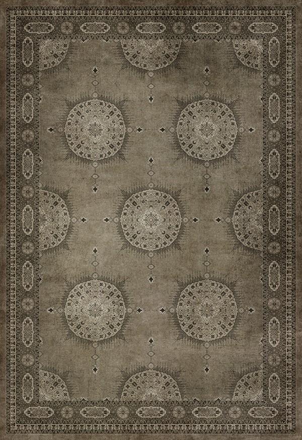 Warm Grey (Daeva) Outdoor / Indoor Area Rug
