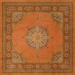 Product Image of Orange (Zurvan) Outdoor / Indoor Area Rug