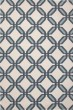 Product Image of Navy, Teal, Ivory (1209) Contemporary / Modern Area Rug