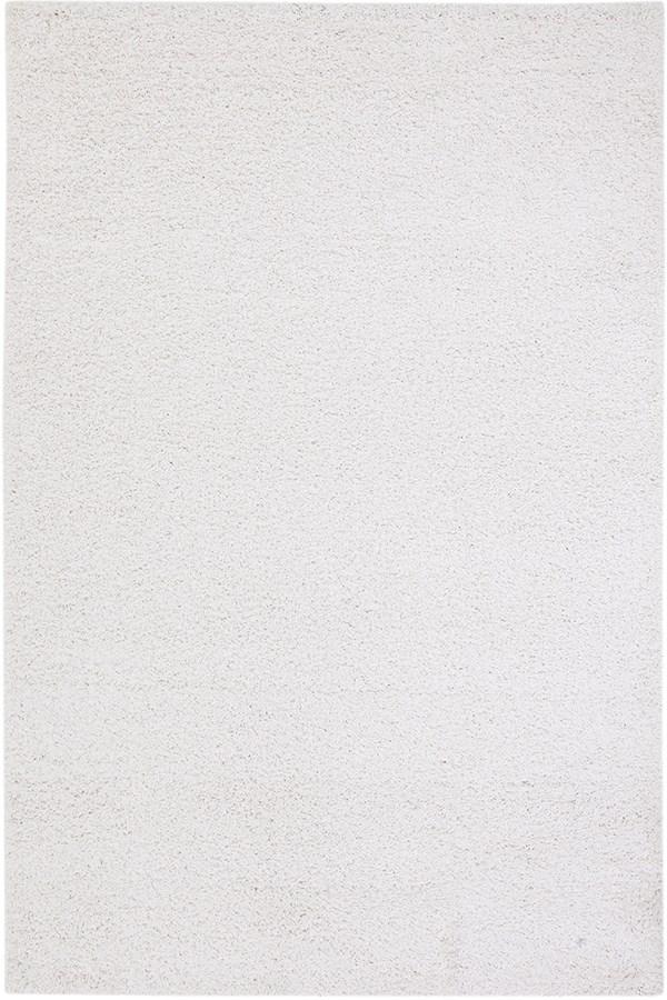 Ivory (1309) Shag Area Rug