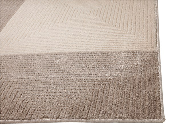 Charcoal, Grey, Ivory (1702) Contemporary / Modern Area Rug
