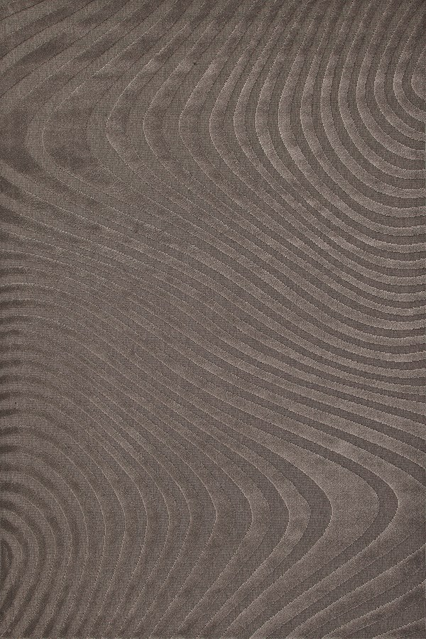 Grey, Charcoal (1714) Transitional Area Rug