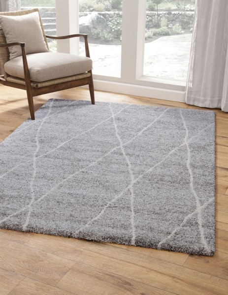 Charcoal, Ivory (2733) Casual Area Rug