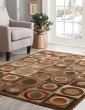 Product Image of Black, Ivory (6027) Contemporary / Modern Area Rug