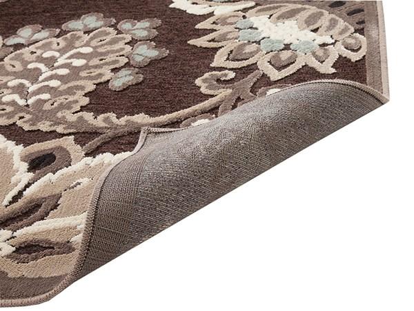 Black, Grey, Ivory (6036) Traditional / Oriental Area Rug