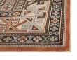 Product Image of Aqua, Copper, Black, Ivory (7067) Southwestern / Lodge Area Rug
