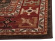 Product Image of Chocolate, Red, Ivory (7083) Southwestern / Lodge Area Rug