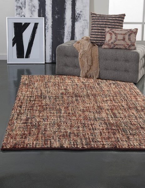 Cherry (8056) Country Area Rug