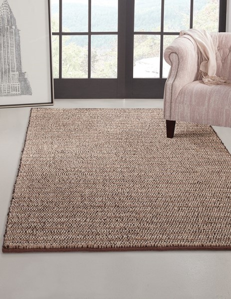 Chocolate (8062) Transitional Area Rug