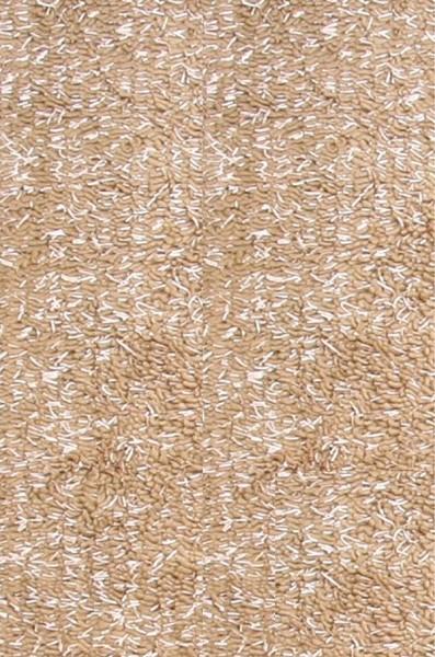 Ivory, Tan (9560) Shag Area Rug