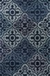 Product Image of Moroccan Navy, Gray, Blue (AR-012) Area Rug