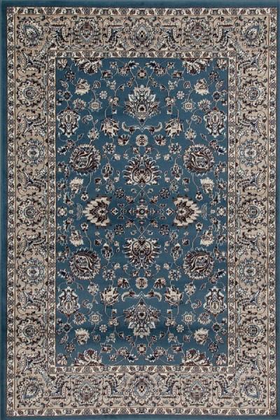 Blue, Linen (AR-030) Traditional / Oriental Area Rug