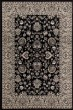 Product Image of Black, Linen (AR-031) Traditional / Oriental Area Rug