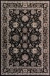 Product Image of Black, Linen (AR-0145) Traditional / Oriental Area Rug