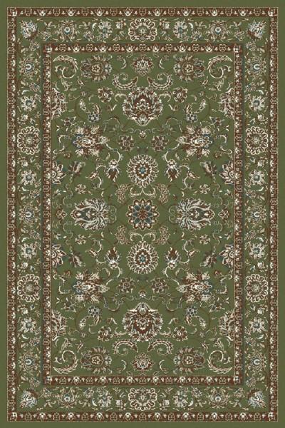 Green, Cream (AR-0147) Traditional / Oriental Area Rug
