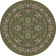 Product Image of Green, Cream (AR-0147) Traditional / Oriental Area Rug