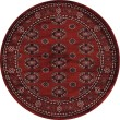 Product Image of Red, Linen (AR-0271) Traditional / Oriental Area Rug