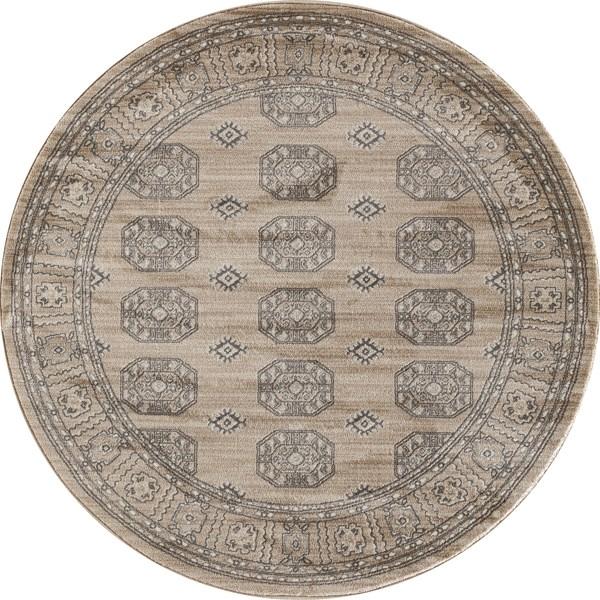 Beige, Brown (AR-0272) Traditional / Oriental Area Rug