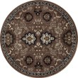 Product Image of Brown, Linen (AR-0273) Traditional / Oriental Area Rug