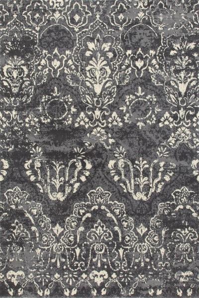 Gray, Linen (AR-048) Traditional / Oriental Area Rug