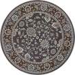 Product Image of Gray, Cream, Mushroom (AR-065) Traditional / Oriental Area Rug