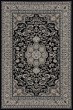 Product Image of Black, Gray, Beige (AR-068) Traditional / Oriental Area Rug