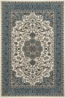 Product Image of Traditional / Oriental Aqua, Cream (AR-069) Area Rug