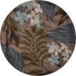 Product Image of Beige, Blue, Green (AR-0383) Outdoor / Indoor Area Rug