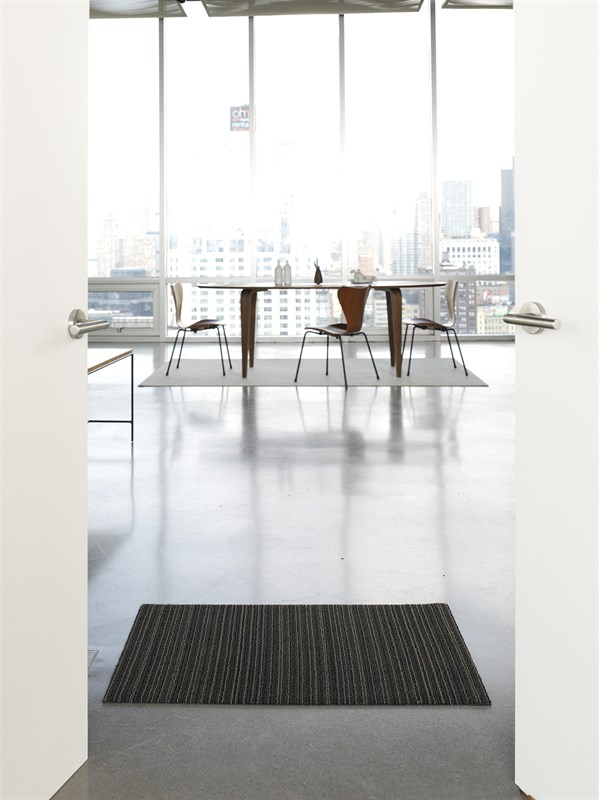 Steel Outdoor / Indoor Area Rug