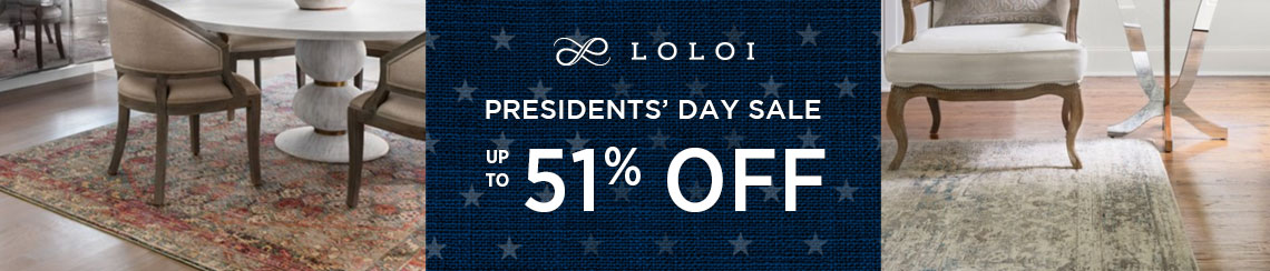 Loloi Rugs - Save up to 51%!