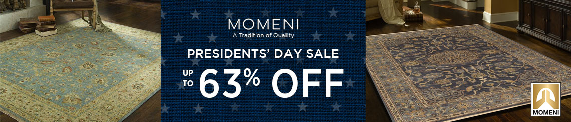 Momeni Rugs - Presidents' Day Sale - Save up to 63%!