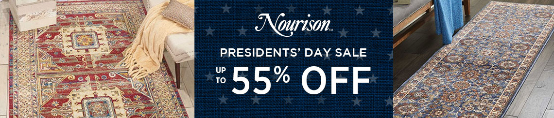 Nourison Rugs - Presidents' Day Sale - Save up to 50%!