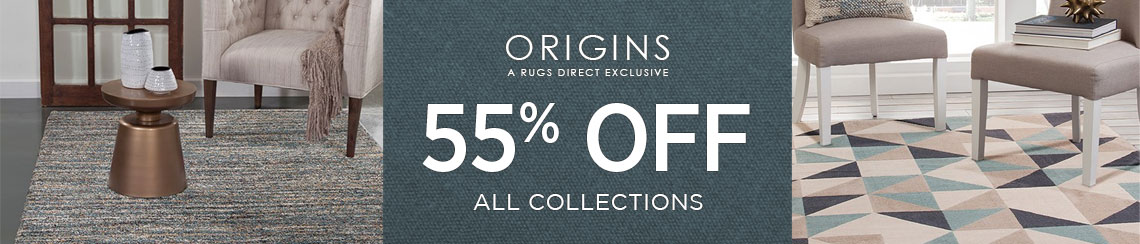 Origins Rugs - Save 55%!