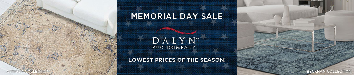 Dalyn - Lowest Prices of the Season!