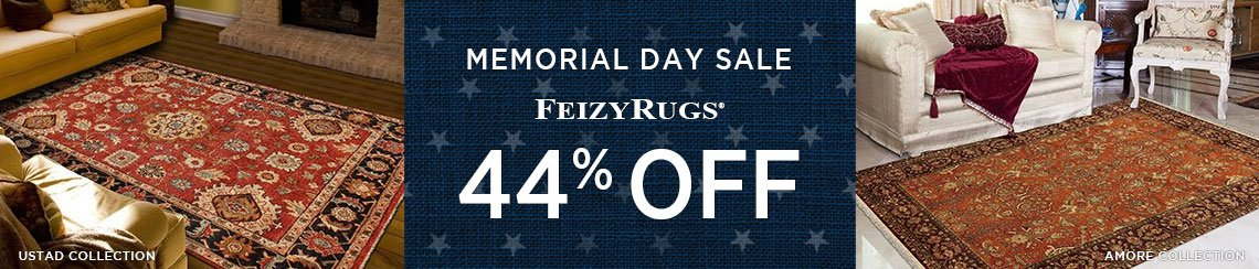 Feizy Rugs - Save 44%!