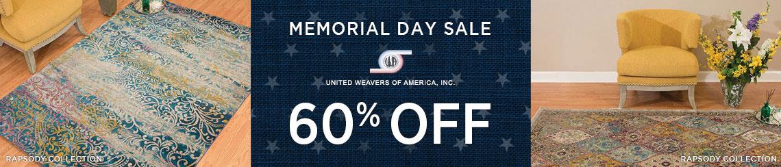 United Weavers of America Rugs - Save 44%!