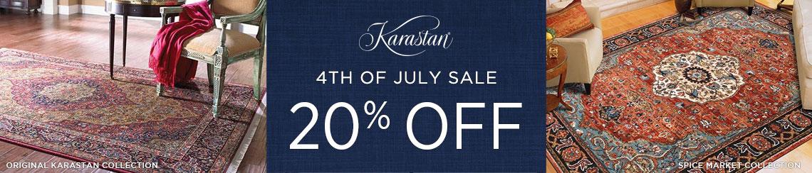 Karastan Rugs - Save 20%
