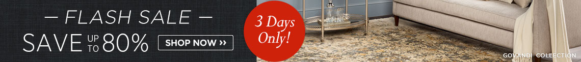 Save on fall-worthy rug picks!