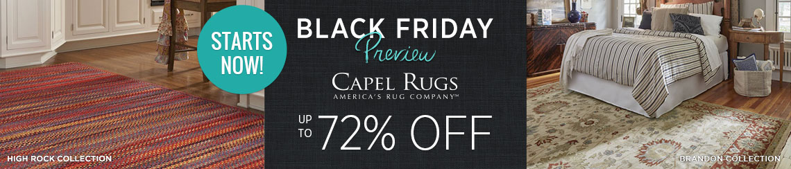 Capel Rugs - Save up to 72%!