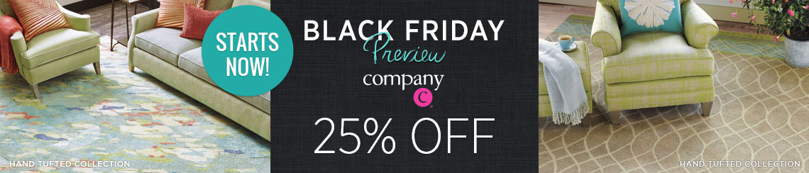 Company C - Save 25%!