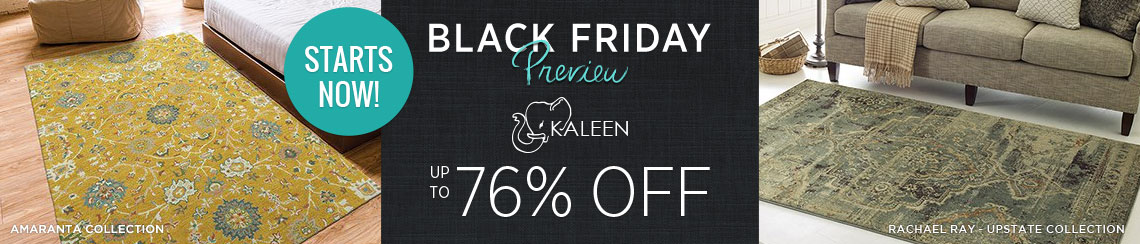 Kaleen Rugs - Save Up to 76%!