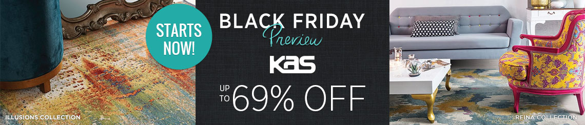 KAS Rugs - Save up to 69%