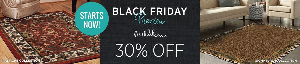 Milliken Rugs - Save 30%!